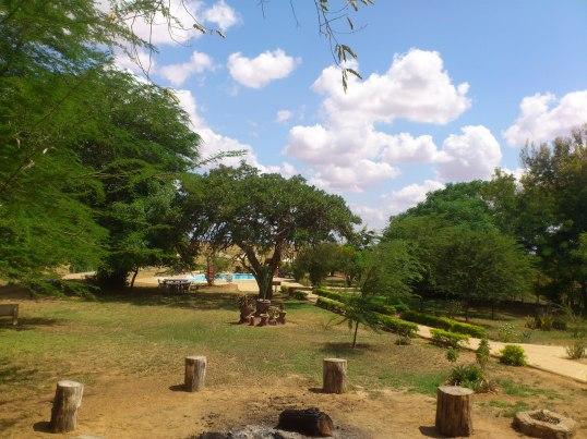 Ashnil Aruba grounds