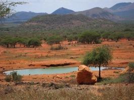 Kilaguni surroundings