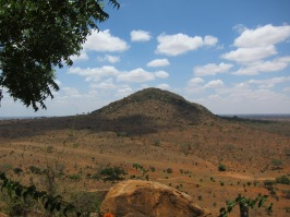 Views in Tsavo