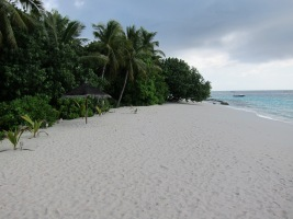 Nice wide beach