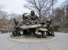 Alice in Wonderland, Central Park