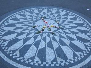 The John Lennon Memorial