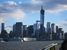 Financial Distict and WTC1