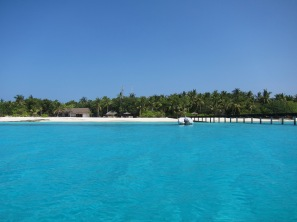 Reethi from the water